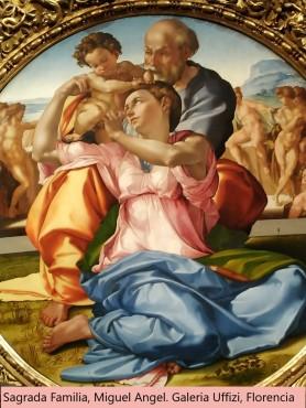 Sagrada Familia de Michelangelo